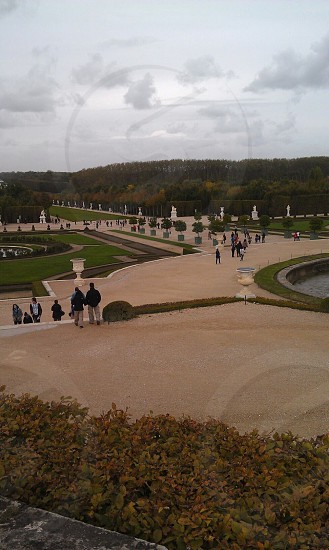 Versailles Gardens. photo
