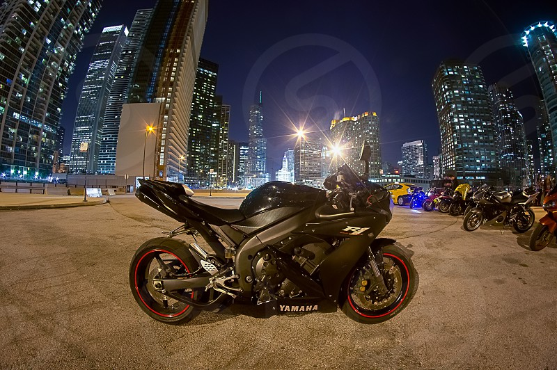 Biker Night photo