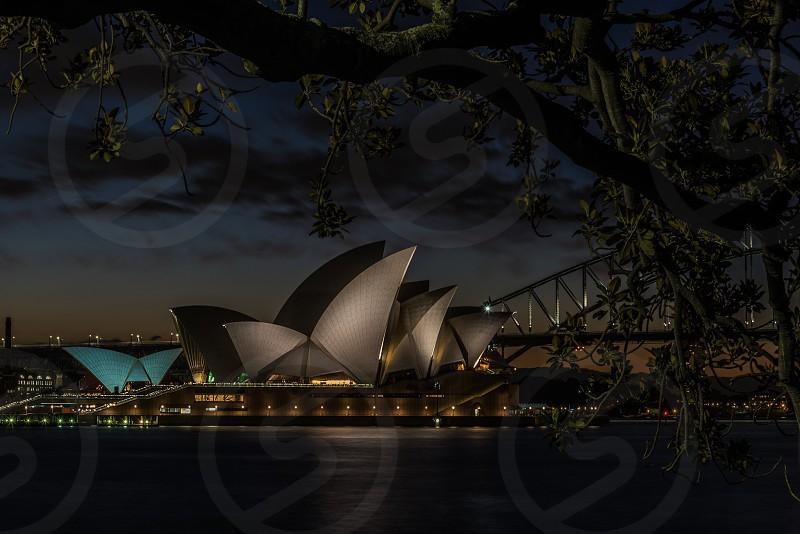 Sydney Australia Sydney Opera House architecture  photo