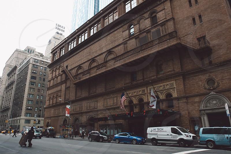 Carnegie Hall - New York photo