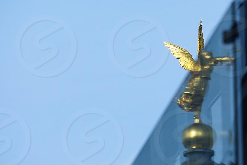 Gold: Angel photo