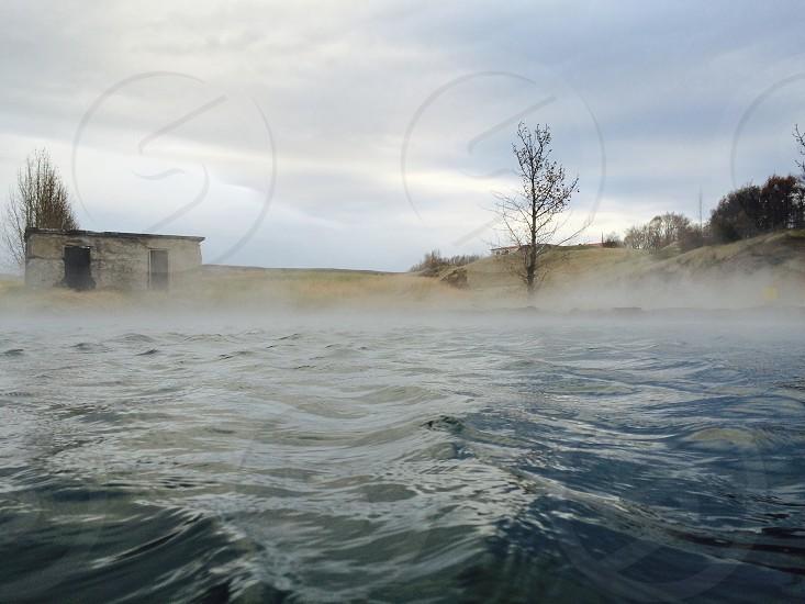 Secret lagoon iceland  photo