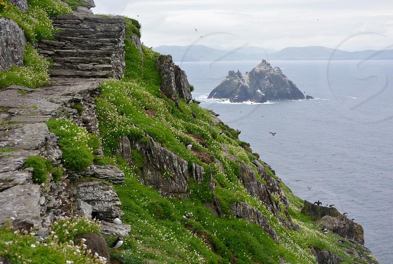 Skellig Island photo