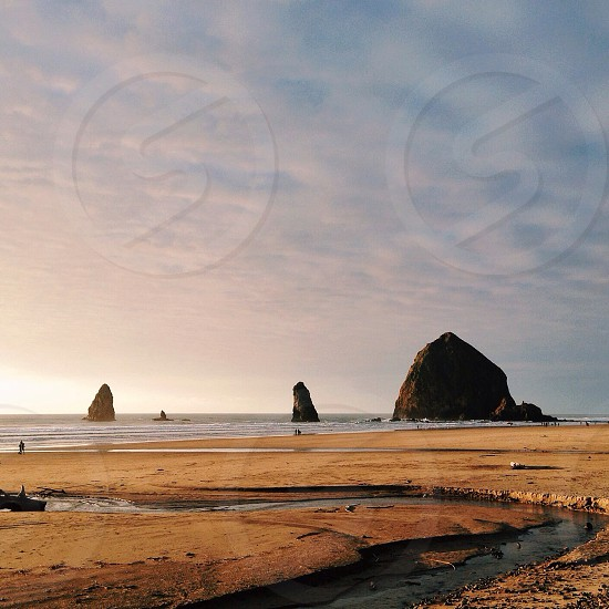 Cannon Beach Sunset photo