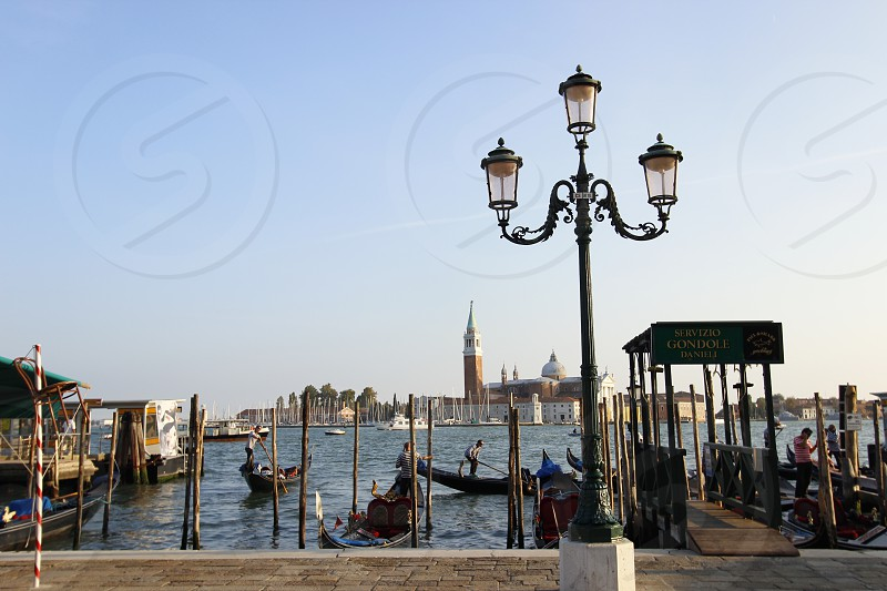 Gondola ride anyone? photo