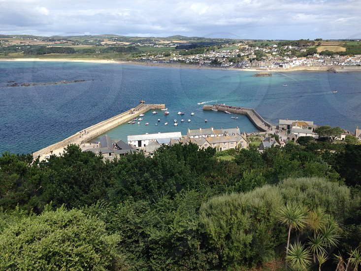 St Michaels Mount photo