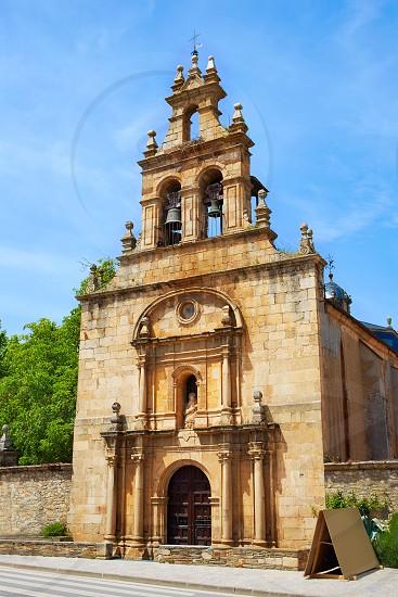 Cacabelos El Bierzo by Saint James Way in Leon at Castilla Spain photo