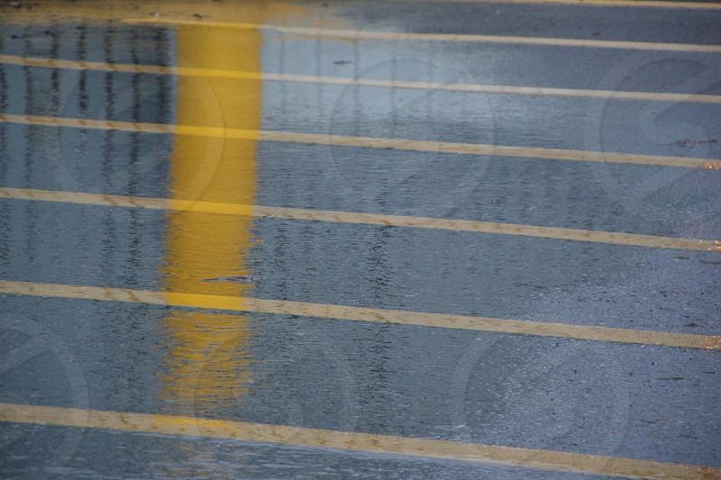 Rainy day patterns photo