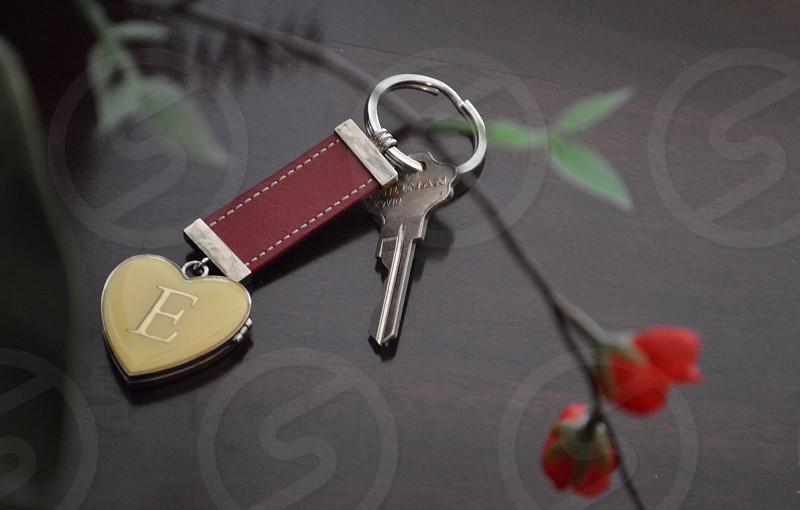 silver key photo