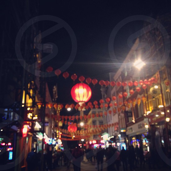China town - London  photo