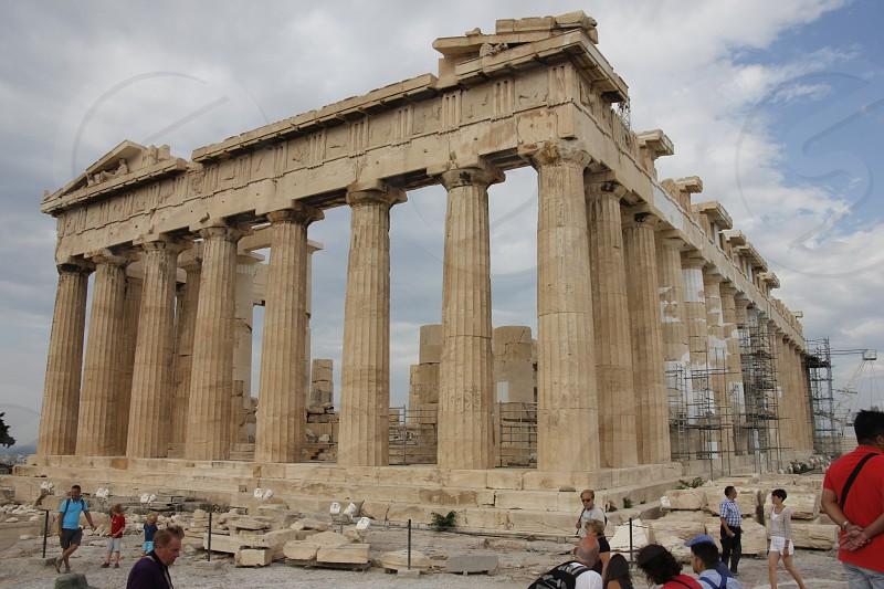 Athens GR - The Acropolis photo