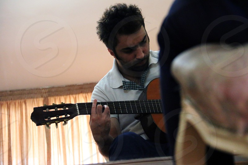 Me with guitar :) photo