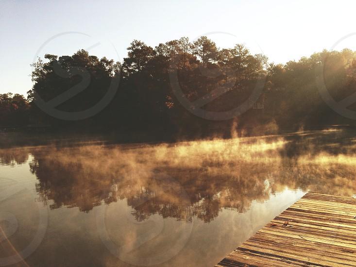 lakeside view photo