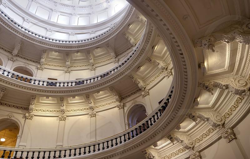Texas Capitol in Austin TX photo
