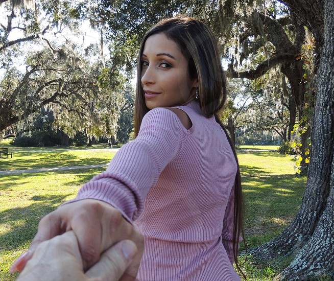 a date with Naomi at Brookgreen Gardens in Murrells Inlet SC photo