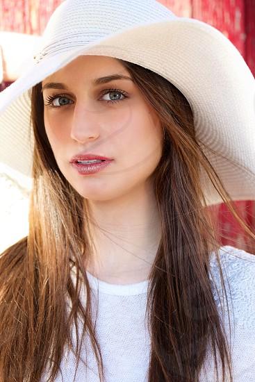 Outdoor Hat. photo