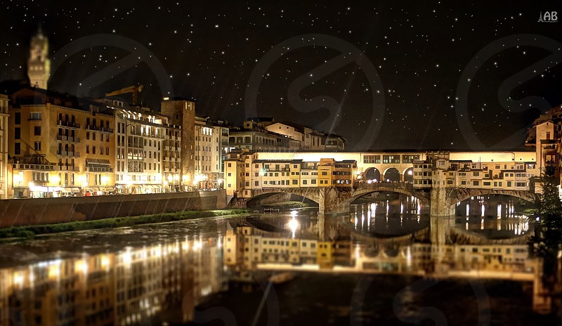 Reflections from Firenze photo