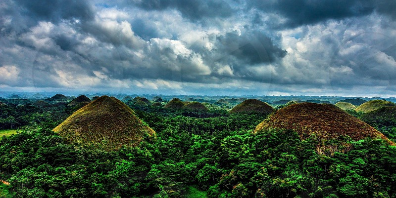 Philippine Chocolate Hills photo