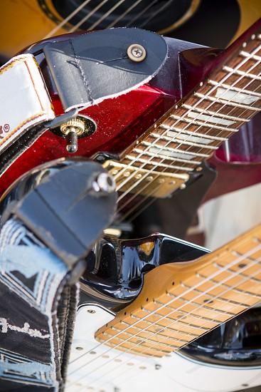 guitar guitars fender gibson acustic electric photo