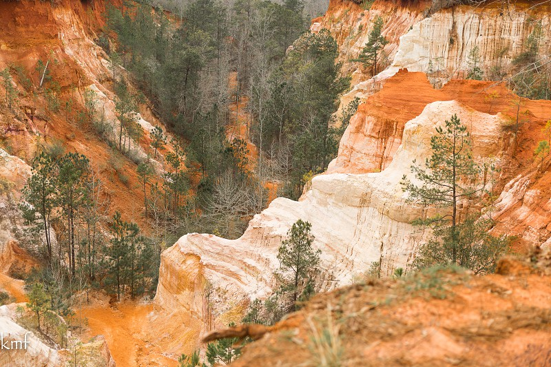 canyons in gerogia photo