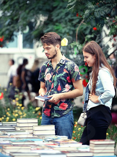 reading students books communication studying student life youth culture university education higher education photo