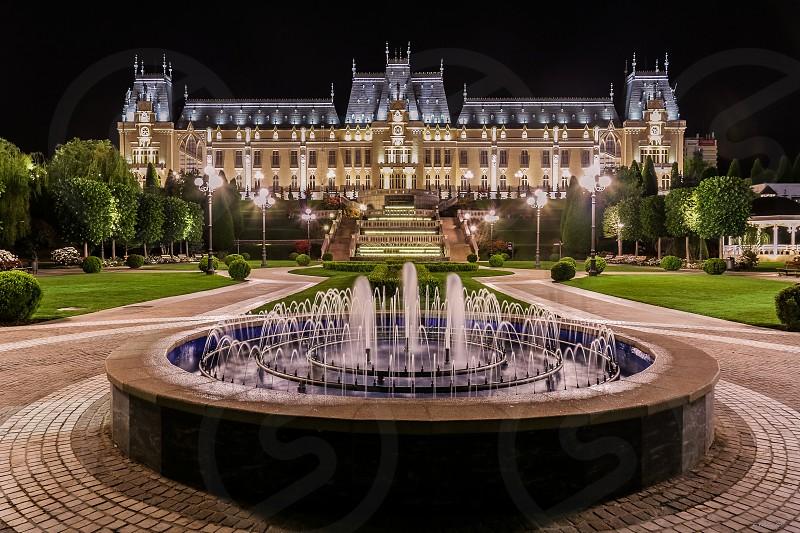 Palatul Culturii.Iasi.Romania photo