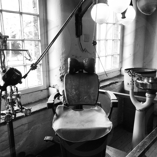 Dentists chair photo