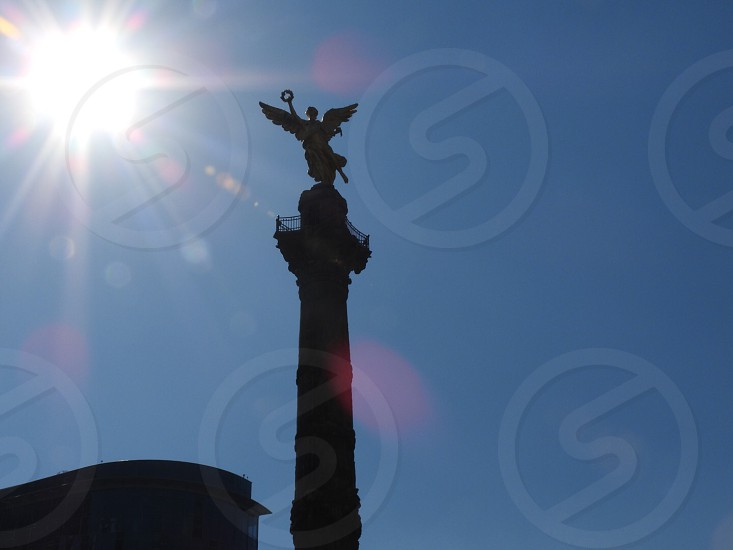 Independece Angel in Mexico City  photo