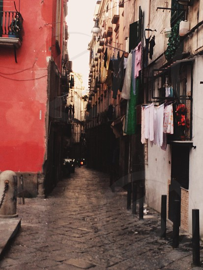 Napoli vicoli - Streets in Naples photo
