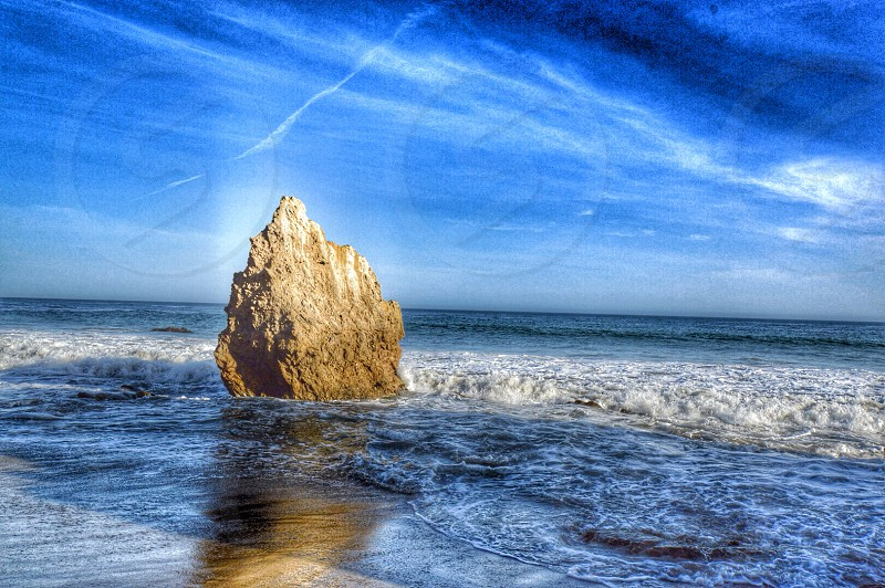 El Matador beach in Malibu CA  photo