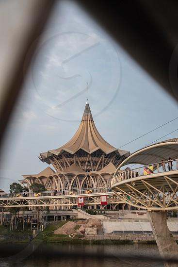 Dewan Undangan Negeri Sarawak Malaysia photo