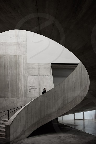 Curve architecture spiral lines shapes photo