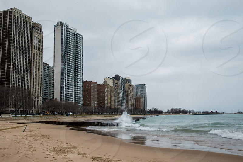 The Gold Coast is a historic neighborhood known for it's access to beaches (Oak Street Beach included in this edit).  The Museum of Surgical Science is also a notorious spot for tourists and locals. photo