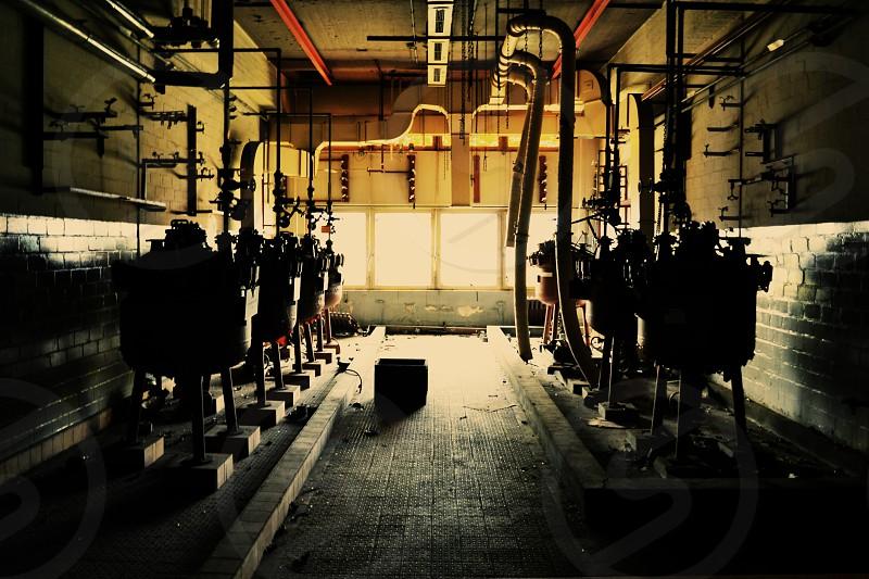 Abandoned Photochemical Lab Berlin photo