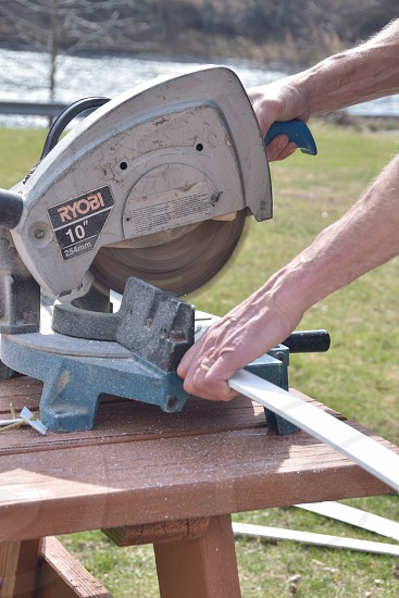 Carpenter Circular Saw photo