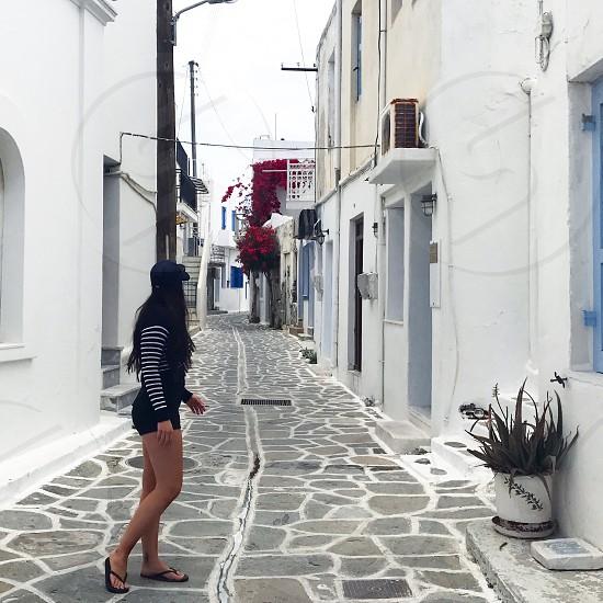 Mykonos Island Greece  photo