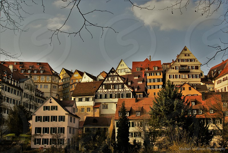 Tübingen Germany Necker Insel photo