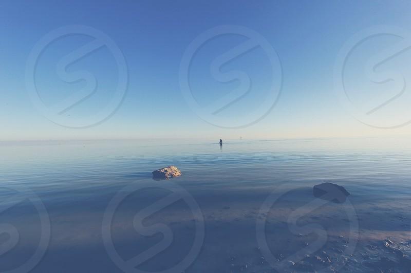 Water landscape  beach  photo