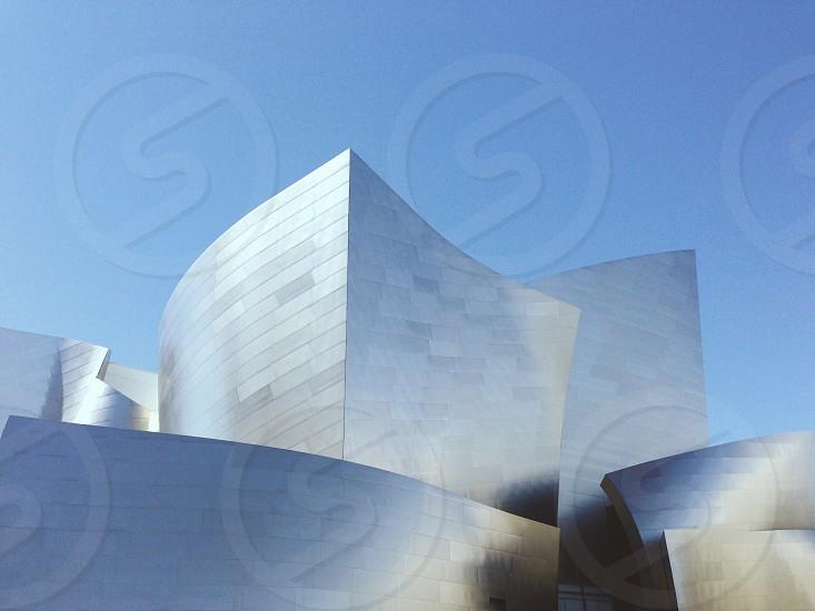 Walt Disney Concert Hall photo