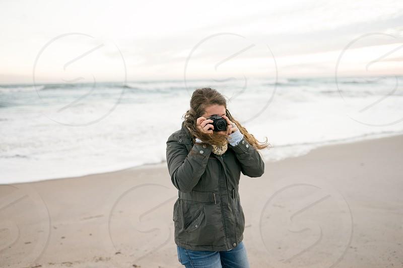 Beach shoot photo