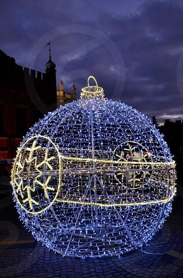 Christmas market in Gdańsk  photo