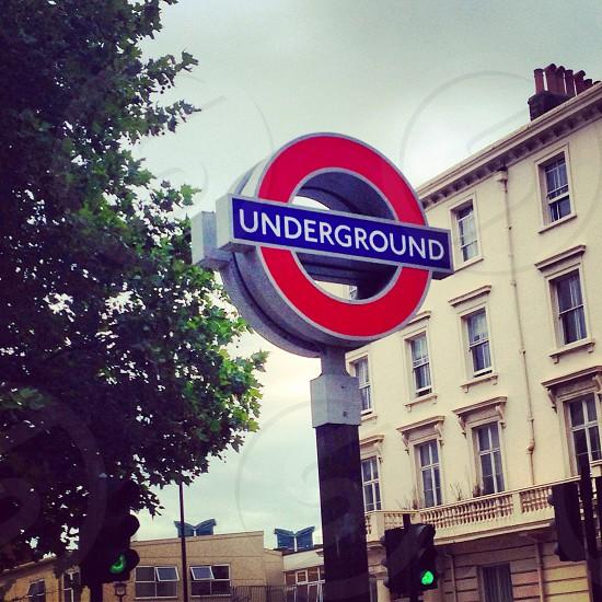 Going Underground.   photo
