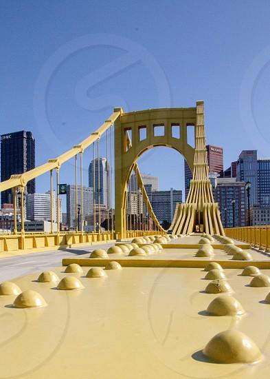 Andy Warhol Bridge Pittsburg Pennsylvania photo