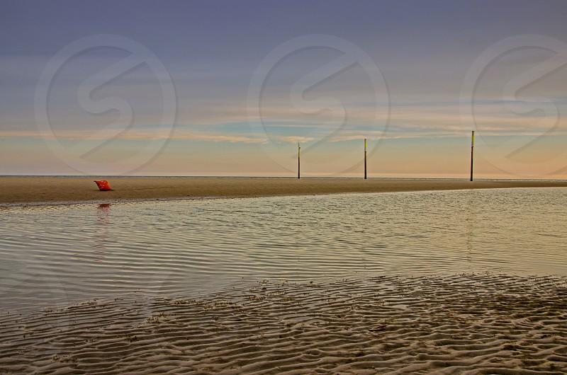 Mud Flad North Sea photo