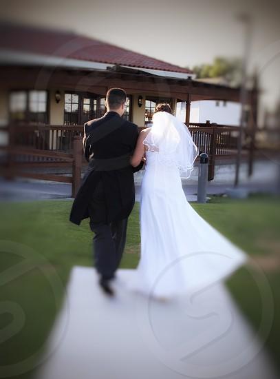 Married Life Begins. photo