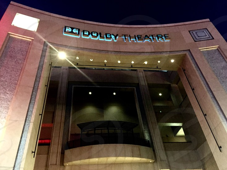 Dolby Theatre building photo