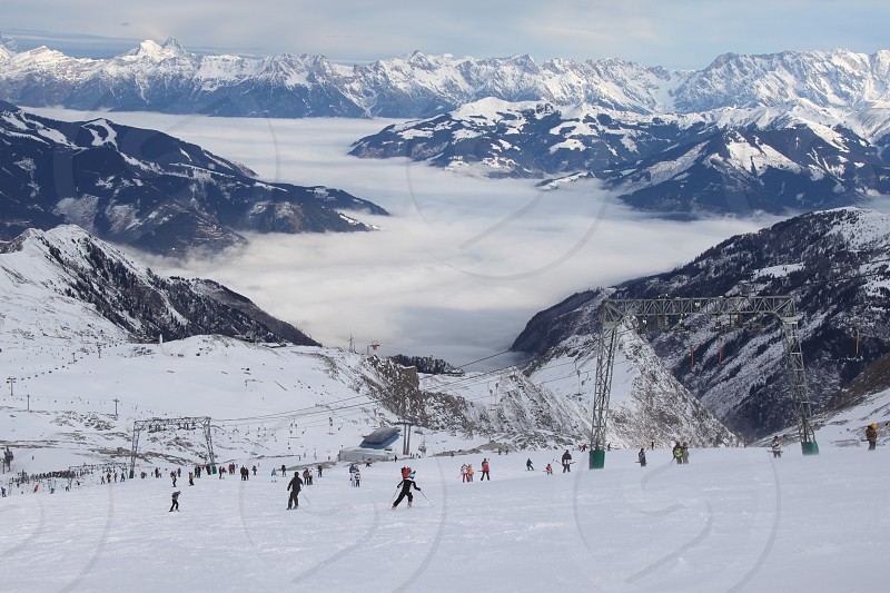 Kaprun Austria photo
