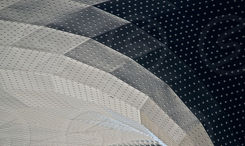 white ceiling photo