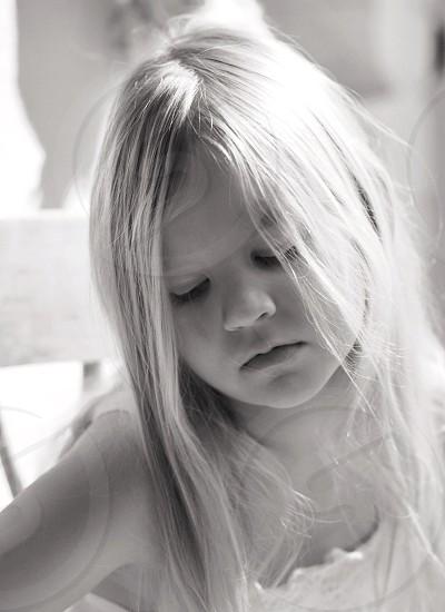 Girl child daughter photo