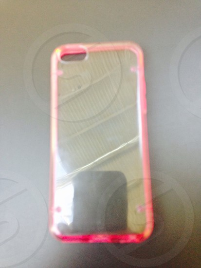 pink smartphone case photo